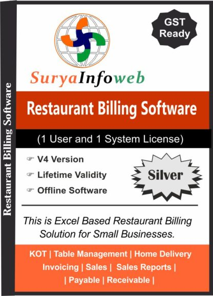 restaurant billing software restaurant software