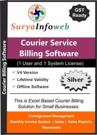 Courier Billing Software | Courier software