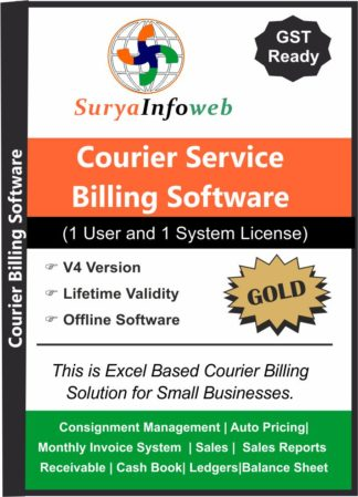 courier billing software courier management software
