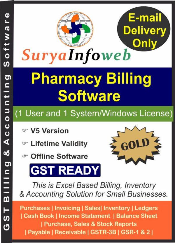 pharmacy billing software