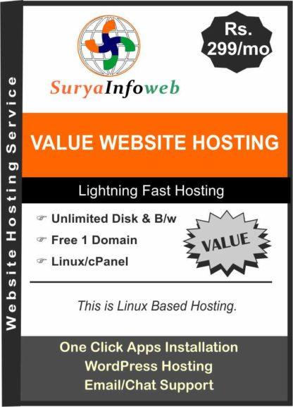 value-website-hosting