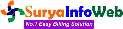 suryainfoweb logo easy billing software